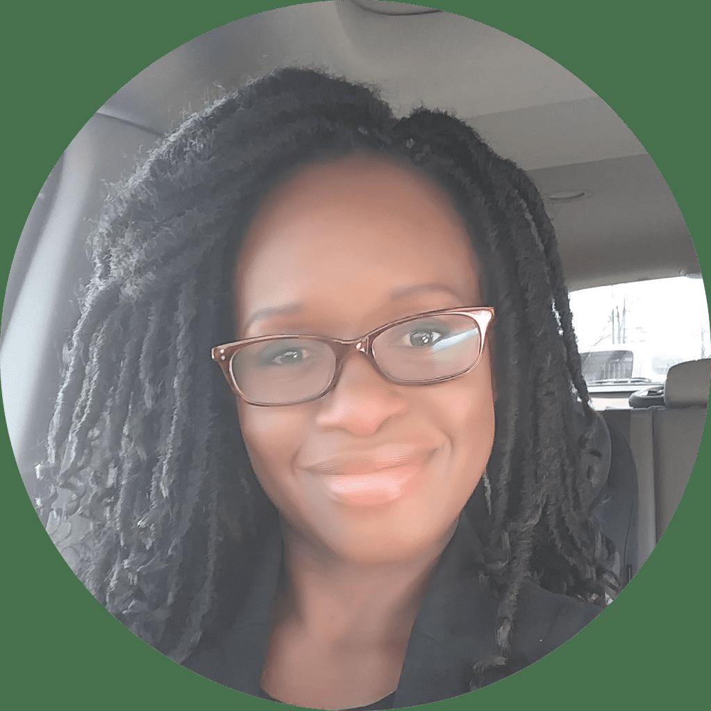 woman in IT professional headshot-sibo simpson lumelaweb
